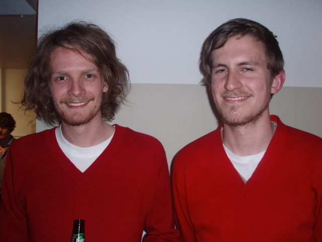 TJ & Chris (see RED)