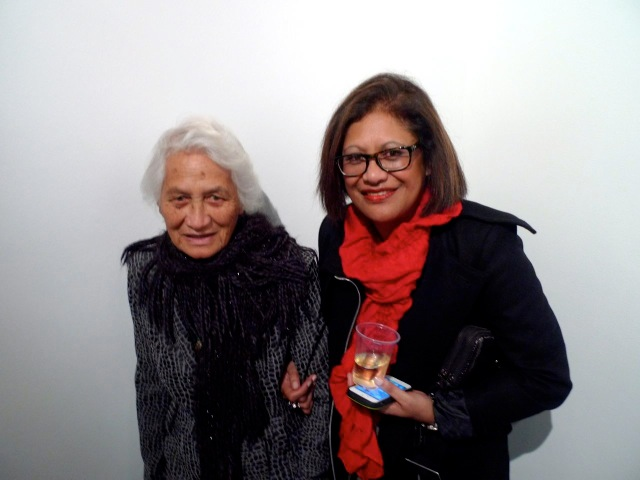 Ada Paul and Pani Fitzpatrick