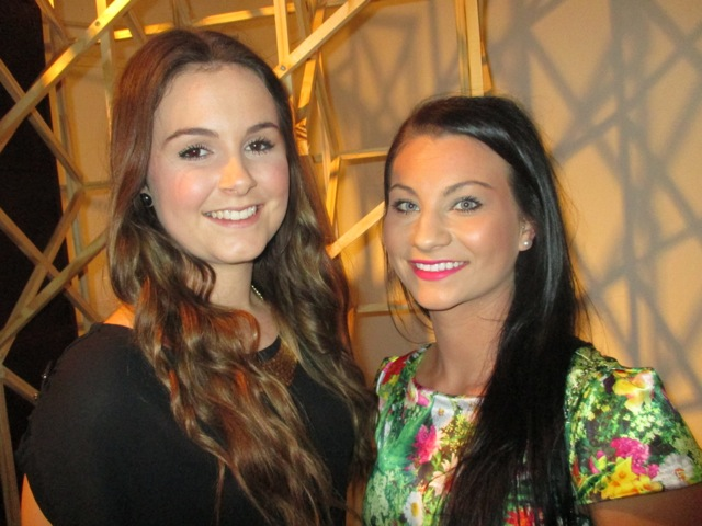 Caitlin and Ellie Coleman