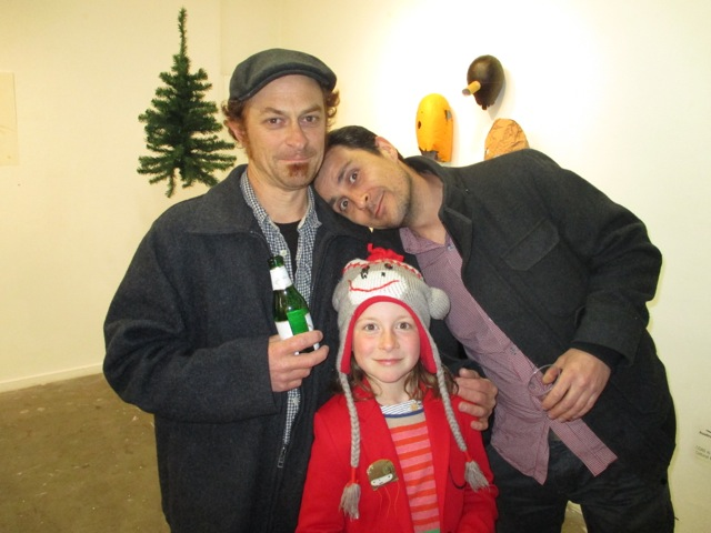 Matt, Poppy and Jay