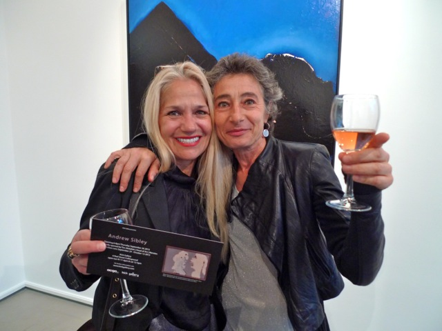Helene Savow and Lucette Blum