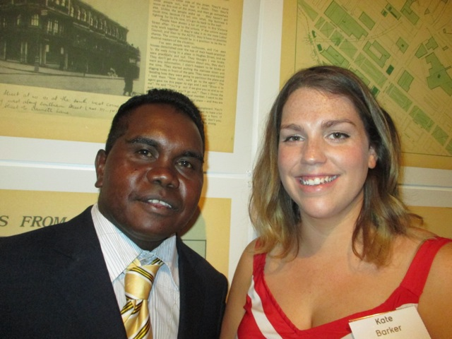 The Territorians: Yinamala Gumana and Kate Barker