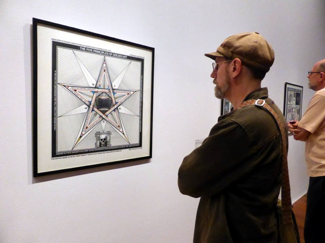 Erik David looks at work by Paul Laffoley
