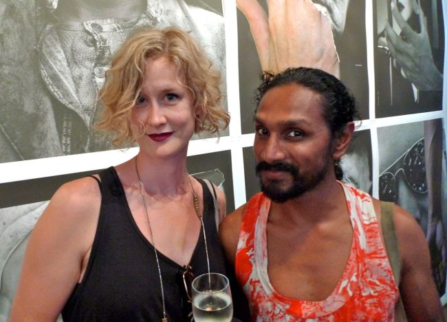 Sophie Weiser and Anand Kumar