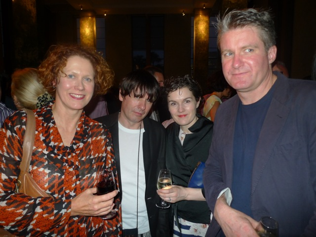 Liz Ann McGregor, Jim Lambie, Gail Lambie and Nathan Colby