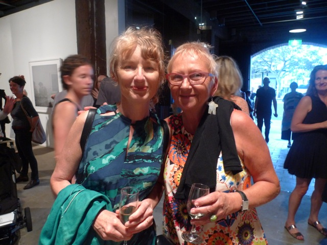 Janet and Gitte Weis