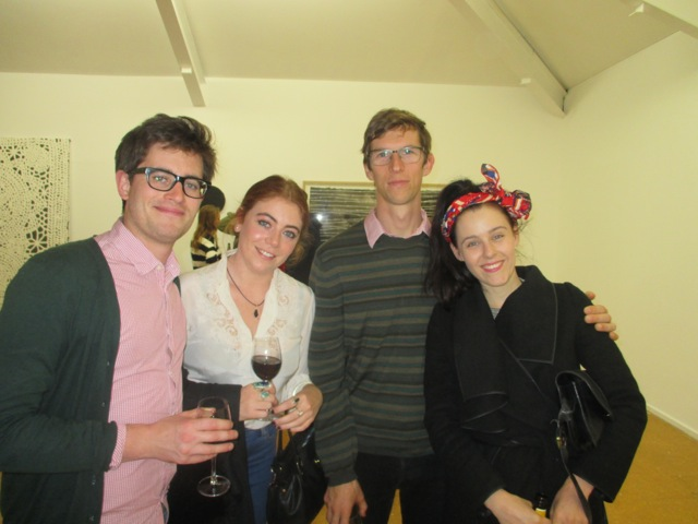 Will, Sophie, Carl and Primrose