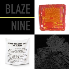 works (clockwise) Jacob Potter, Chris Sutevski and Anja Loughead