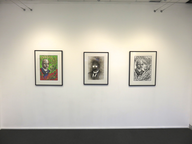 three works by Brian Smith