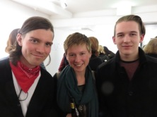 Paul, Claire Pendrigh and Owen