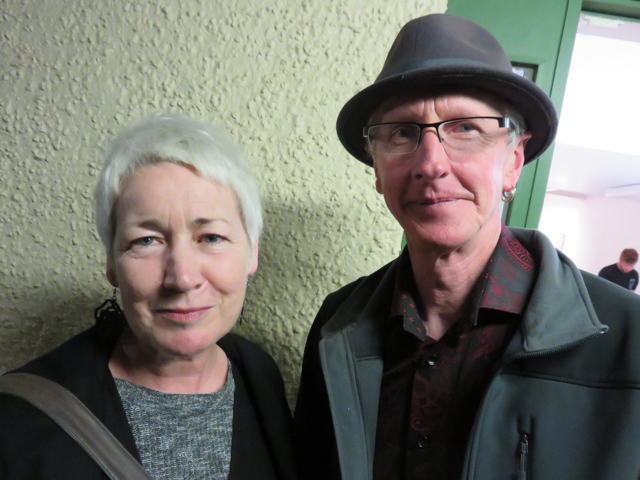Denise Higgins and Gary Smith