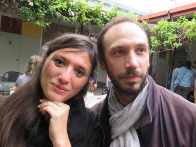 Sara and Enrico